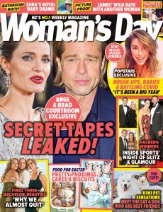 Woman's Day New Zealand – April 08, 2021