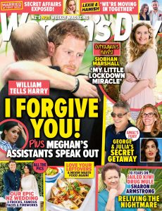 Woman's Day New Zealand – March 18, 2021