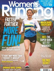 Women's Running UK – April 2021