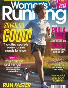 Women's Running UK – March 2021
