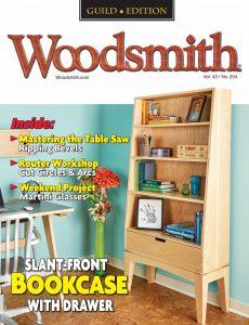Woodsmith – April 2021