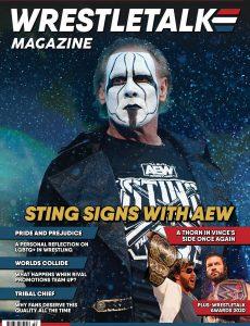 Wrestletalk Magazine – February 2021