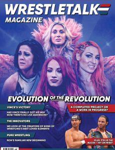 Wrestletalk Magazine – January 2021