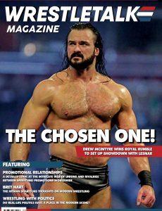 Wrestletalk Magazine – March 2020
