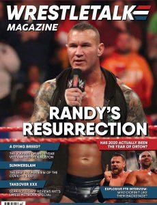 Wrestletalk Magazine – October 2020