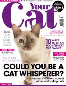 Your Cat – April 2021