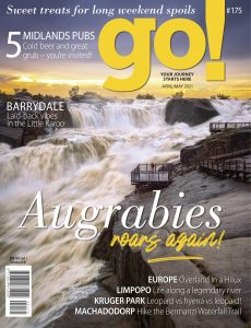 go! South Africa – April-May 2021