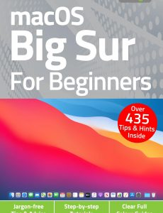 macOS Big Sur For Beginners – First Edition 2021