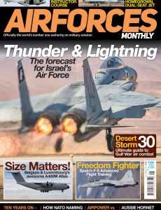 AirForces Monthly – Issue 398 – May 2021