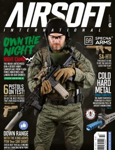 Airsoft International – Volume 16 Issue 13 – 8 April 2021