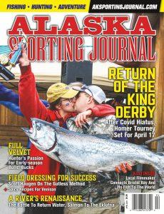 Alaska Sporting Journal – April 2021