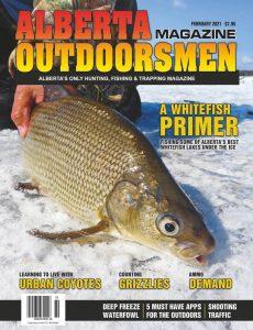 Alberta Outdoorsmen – Volume 22 Issue 10 – February 2021