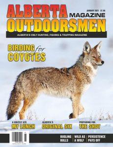 Alberta Outdoorsmen – Volume 22 Issue 9 – January 2021