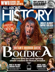 All About History – April 2021
