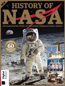 All About History History of NASA – 4th Edition, 2021