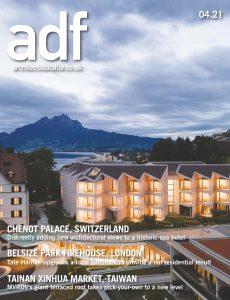 Architects Datafile (ADF) – April 2021