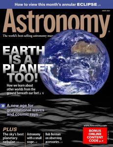 Astronomy – June 2021