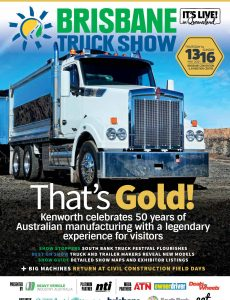 Australasian Transport News (ATN) – April 2021