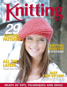 Australian Knitting – Vol 13 No 1 2021