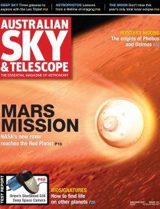 Australian Sky & Telescope – May-June 2021