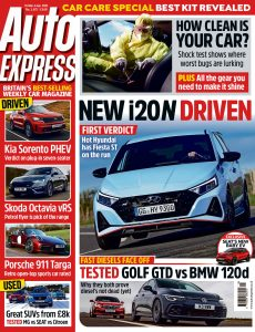 Auto Express – March 31, 2021