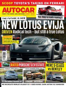 Autocar UK – 28 April 2021