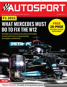 Autosport – 15 April 2021