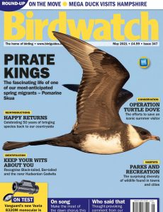 Birdwatch UK – Issue 347 – May 2021