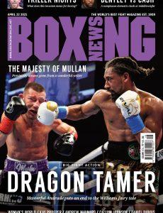 Boxing News – 22 April 2021