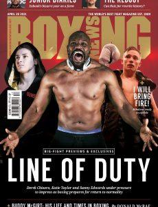 Boxing News – 29 April 2021