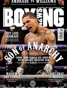 Boxing News – April 15, 2021