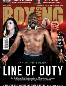 Boxing News – April 29, 2021