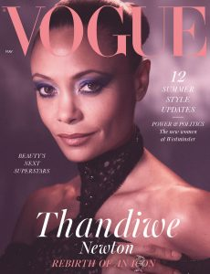 British Vogue – May 2021