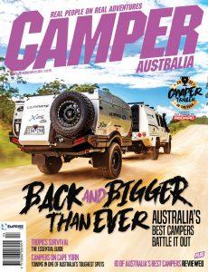 Camper Trailer Australia – April 2021