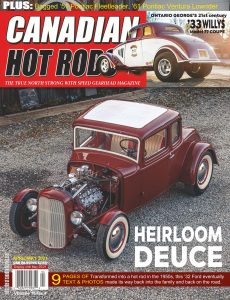Canadian Hot Rods – April-May 2021