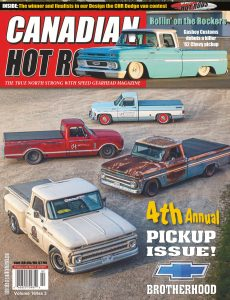 Canadian Hot Rods – February-March 2021