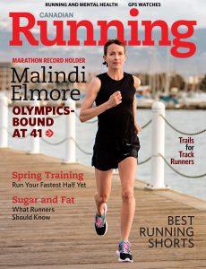 Canadian Running – Ma-June 2021