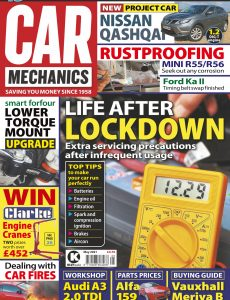 Car Mechanics – May 2021