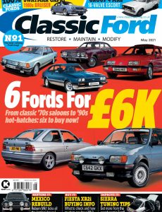 Classic Ford – May 2021