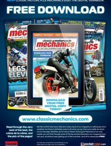 Classic Motorcycle Mechanics – May 2021