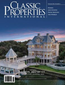 Classic Properties International – Vol  XIII No  1 2021