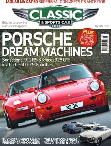 Classic & Sports Car UK – May 2021