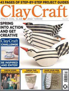 ClayCraft – Issue 50 – April 2021