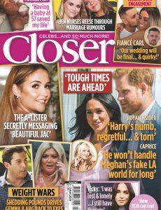 Closer UK – 05 May 2021