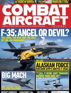 Combat Aircraft – May 2021