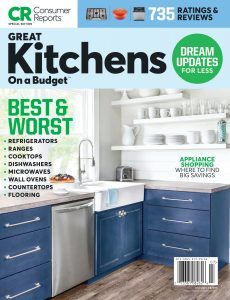 Consumer Reports Health & Home Guides – 20 April 2021