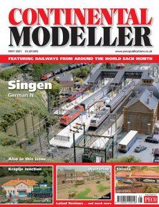 Continental Modeller – May 2021
