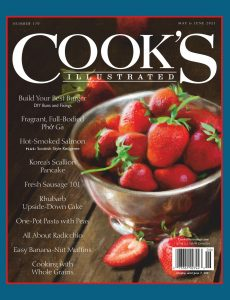 Cook's Illustrated – May-June 2021