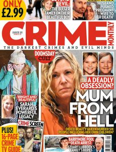 Crime Monthly – April 2021