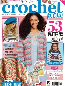 Crochet Now – Issue 68 – April 2021